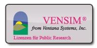 Vensim<sup>®</sup>  Lizenzen für Public Research