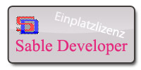 Sable Developer Einplatzlizenz