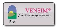 Vensim<sup>®</sup> und Sable Paket - Professional und Developer