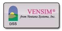 Vensim<sup>®</sup> und Sable Paket - DSS und Developer